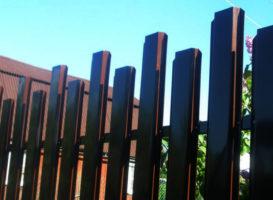 забор из евроштакетника стоимость работ
