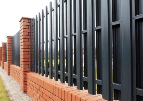 забор из евроштакетника цена в Орле